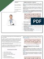 Cómo Leer e Informar un Electrocardiograma
