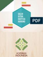 Koperasi Indonesia Tugas Ekonomi Kelas 12 SMA