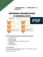 UNIDAD 1 introduccion, fundamentos y simbologia de hidraulica y neumática