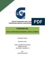 Tugasan 3 Dan 4 Oll (Asrul Hisham ) Ppg Sains 3