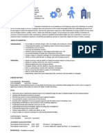 Civil Engineering CV 9