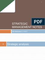 Strategic Implementation (1)