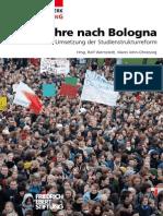 Wernstedt, Rolf; John-Ohnesorg, Marei (2010) - 10 Jahre Nach Bologna