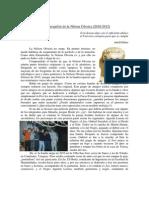 """Francisco """"Paco"""" Hertten - Breve bergafría de la Nelson Olveira"""