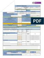 Anexo 3. Formato Estudios de Campo KVD II