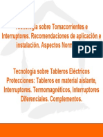 Presentacion Enchufes Tomas e Interruptores