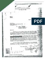 James A. Wechsler, FBI CDI