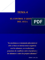 DIDACT3 Gestion Control Sesion