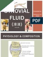 CM Synovial Fluid