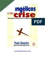 Evangelicos Em Crise Paulo Romeiro