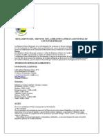Reglamento de Funcionamiento de La Biblioteca Pblica Municipal Los Navalmorales