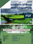 water supply engineering. ce 704. world university of bangladesh. chapter 10