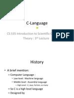 computing lec 3