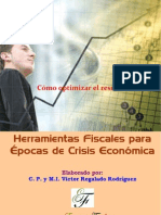 Herramientas Fiscales Para Epocas Crisis Economica