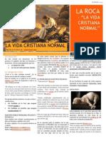 La Vida Cristiana Normal(Boletin1)