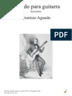 Metodo de Aguado Para Tocar Guitarra - Lecciones