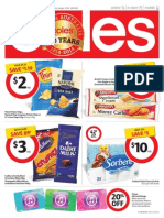 Coles catalogue