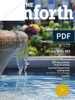 On the Danforth, Spring 2014 Issue