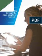 KPMG Survey Cloud Service Providers Survey