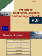 Provisions and Contingencies Slides