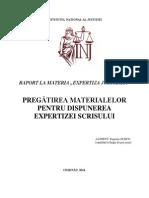 Expertiza grafoscopica