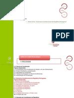 3 - A Estrutura Constitucional da República Portuguesa II