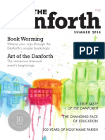 On the Danforth, Summer 2014 Issue