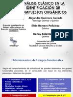 Grupos Funcionales(2013)