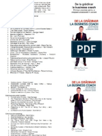 Lista Carti de Studiat de la Lorand Soares Szasz