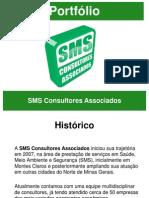 Portfólio SMS 2012