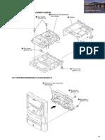 CD Mechanism Type CDM53F-K2BD38