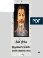 Matei Visniec Istoria