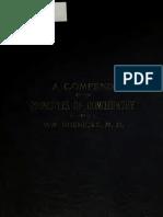 Boerick Compendium of Materia Medica