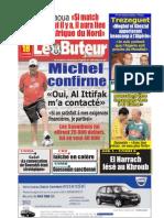 LE BUTEUR PDF du 18/10/2009