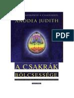 Anodea Judith a Csakra bolcsessege