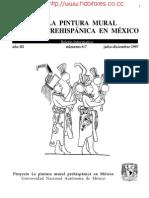 La Pintura Mural Prehispanica en México - B06-07