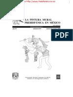 La Pintura Mural Prehispanica en México - B08-09