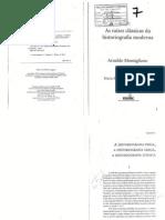 Historiografia Persa, Judaica e Grega - Arnaldo Momigliano