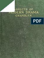159495482 Frank Wadleigh Chandler Aspects of Modern Drama