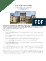 Latvia VLTP 2013 Report
