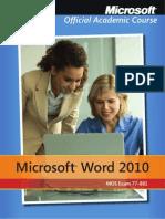 moacmicrosoftword2010exam778811