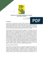 RESENHA DE HISTÓRIA ECONÔMICA DO BRASIL