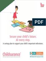 IDBI Federal Childsurance Savings Protection Insurance Plan