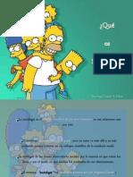Sociología Simpson