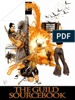 Xcrawl - The Guild Sourcebook