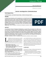 Fisiopatologia Del Sindrome Hemofagocitico