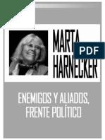 21155876 Marta Harnecker Enemigos y Aliados Frente Politico