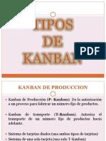 Tipos de Kan Ban