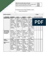 Rúbrica+de+evaluación+para+L.+Castellana+8º-Primer+Período
