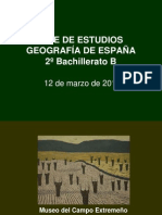 2º Bach Viaje de Geografía 2013-14